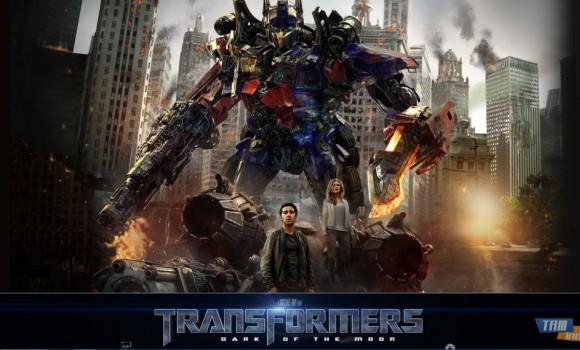 Transformers 3 Teması Ekran Görüntüleri - 1