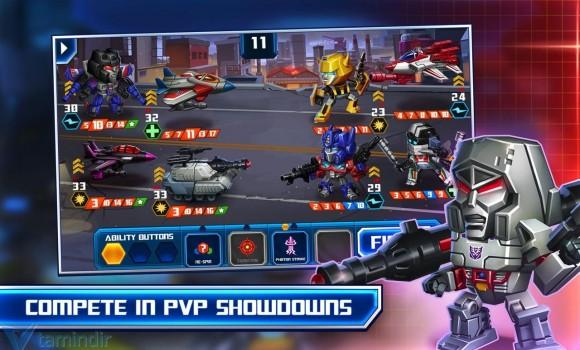 TRANSFORMERS: Battle Tactics Ekran Görüntüleri - 6