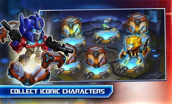 TRANSFORMERS: Battle Tactics Ekran Görüntüleri - 3