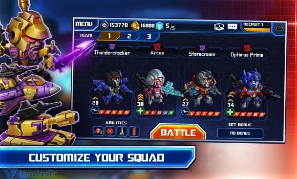 TRANSFORMERS: Battle Tactics Ekran Görüntüleri - 2