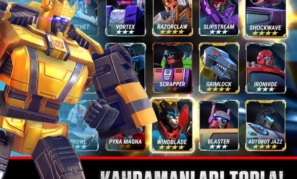 Transformers: Earth Wars Ekran Görüntüleri - 4