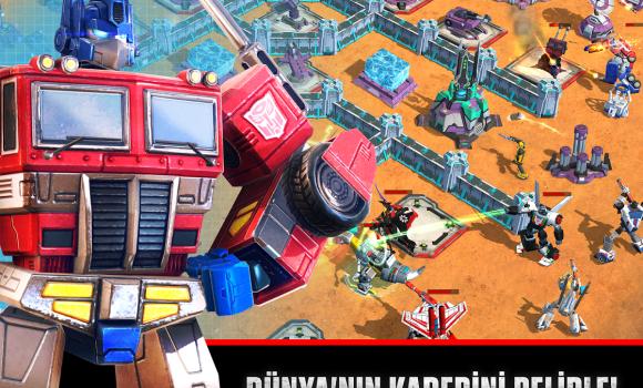 Transformers: Earth Wars Ekran Görüntüleri - 5