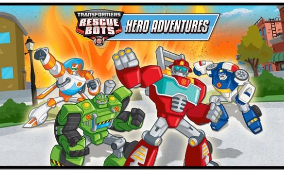 Transformers Rescue Bots: Hero Adventures Ekran Görüntüleri - 5