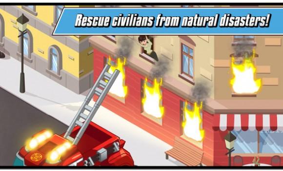 Transformers Rescue Bots: Hero Adventures Ekran Görüntüleri - 4