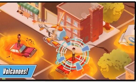 Transformers Rescue Bots: Hero Adventures Ekran Görüntüleri - 3