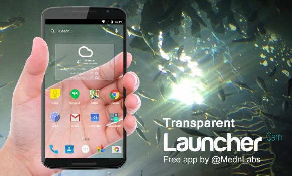 Transparent Launcher Ekran Görüntüleri - 2