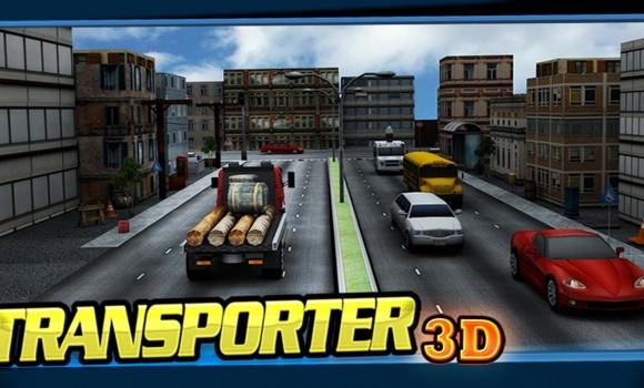 Transporter 3D Ekran Görüntüleri - 4