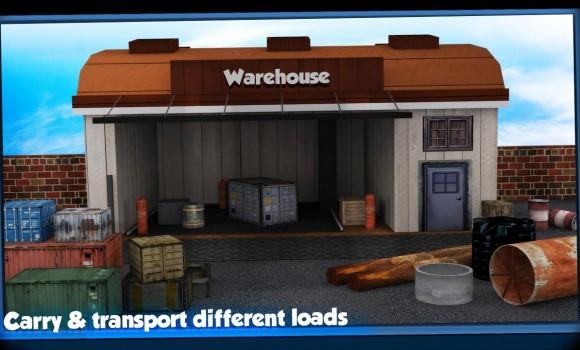 Transporter 3D Ekran Görüntüleri - 3