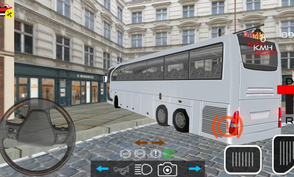 Travego - 403 Otobüs Simülatör Ekran Görüntüleri - 5