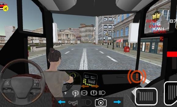 Travego - 403 Otobüs Simülatör Ekran Görüntüleri - 4