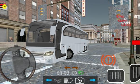 Travego - 403 Otobüs Simülatör Ekran Görüntüleri - 1