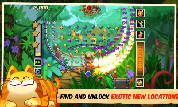 Treasure Bounce Ekran Görüntüleri - 1