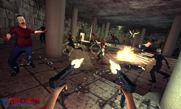 Trigger Zombie Waves Strike 3D Ekran Görüntüleri - 7