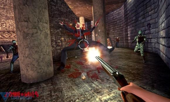 Trigger Zombie Waves Strike 3D Ekran Görüntüleri - 6