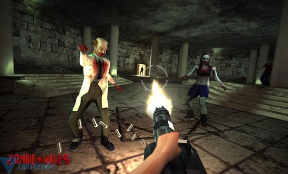 Trigger Zombie Waves Strike 3D Ekran Görüntüleri - 5