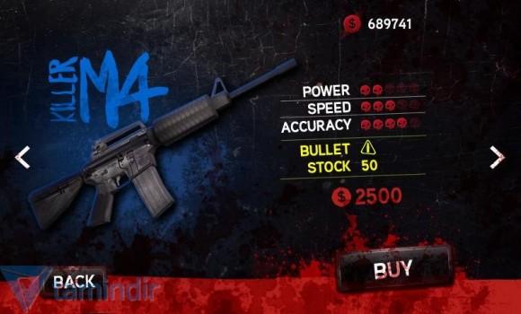 Trigger Zombie Waves Strike 3D Ekran Görüntüleri - 2