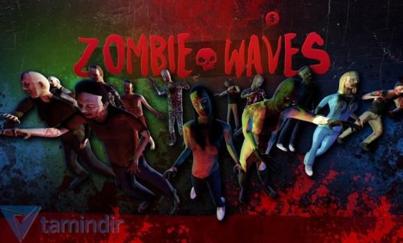 Trigger Zombie Waves Strike 3D Ekran Görüntüleri - 1