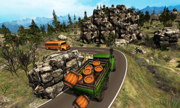 Truck Driver 3D Ekran Görüntüleri - 3