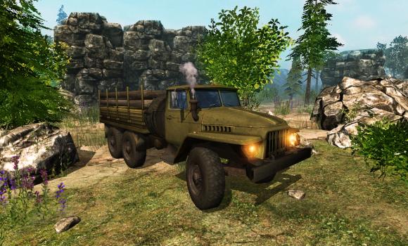 Truck Driver 3D Ekran Görüntüleri - 2