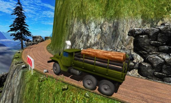 Truck Driver 3D Ekran Görüntüleri - 1