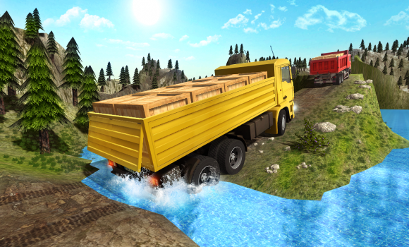 Truck Driver Extreme 3D Ekran Görüntüleri - 4