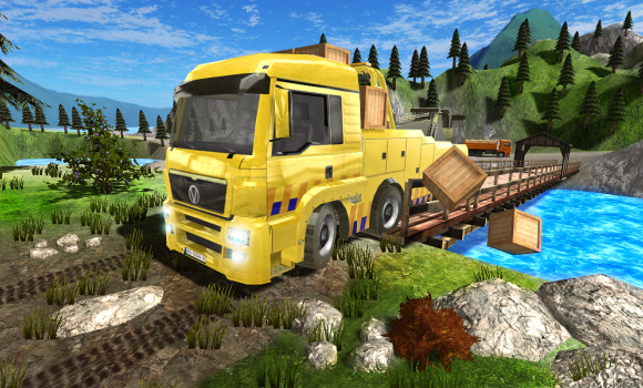 Truck Driver Extreme 3D Ekran Görüntüleri - 3