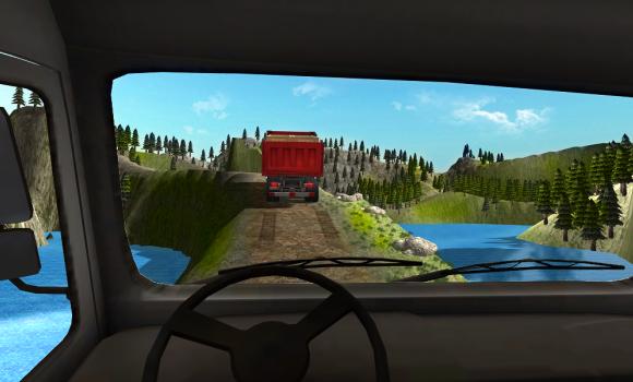 Truck Driver Extreme 3D Ekran Görüntüleri - 1