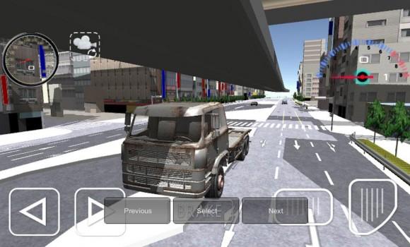 Truck Simulator 3D 2015 Ekran Görüntüleri - 1