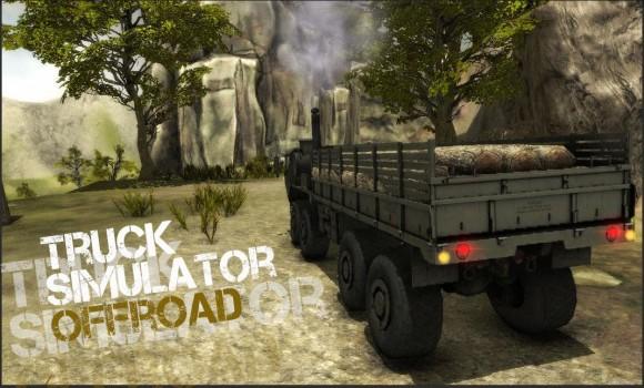 Truck Simulator : Offroad Ekran Görüntüleri - 2