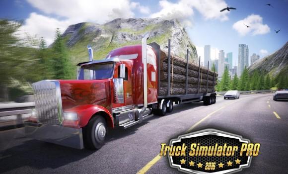Truck Simulator PRO 2016 Ekran Görüntüleri - 5