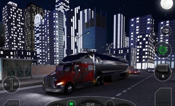 Truck Simulator PRO 2016 Ekran Görüntüleri - 3