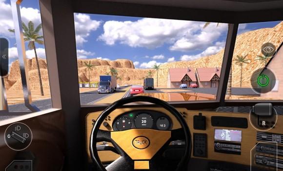 Truck Simulator PRO 2016 Ekran Görüntüleri - 1