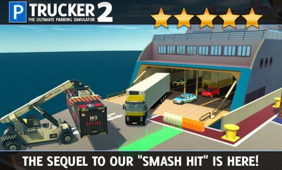 Trucker Parking Simulator 2 Ekran Görüntüleri - 5