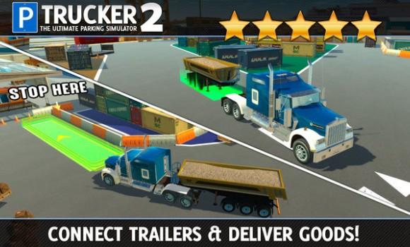 Trucker Parking Simulator 2 Ekran Görüntüleri - 4