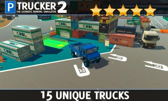 Trucker Parking Simulator 2 Ekran Görüntüleri - 2