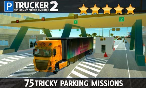 Trucker Parking Simulator 2 Ekran Görüntüleri - 1