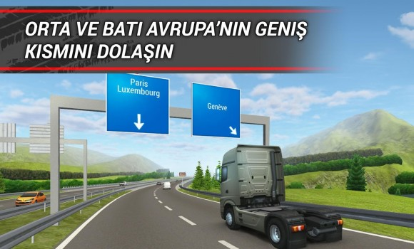 TruckSimulation 16 Ekran Görüntüleri - 3
