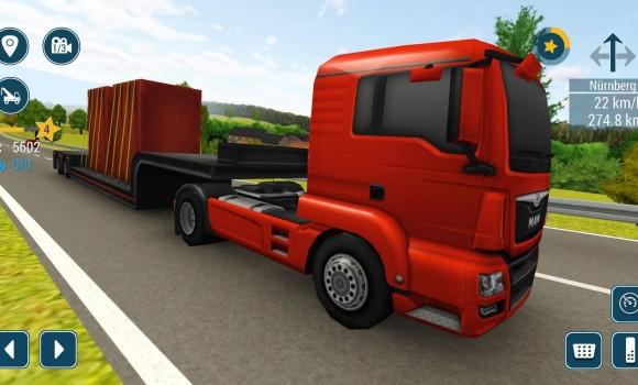 TruckSimulation 16 Ekran Görüntüleri - 1