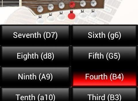 Tune Your Guitar Ekran Görüntüleri - 3