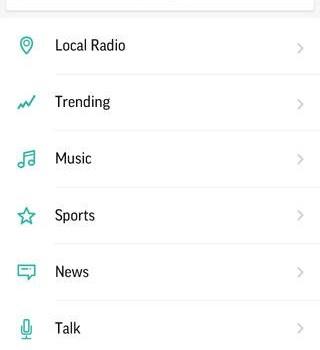 TuneIn Radio Pro Ekran Görüntüleri - 5