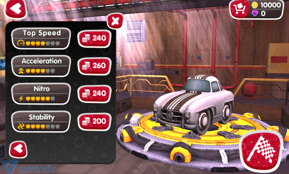 Turbo Wheels Ekran Görüntüleri - 2