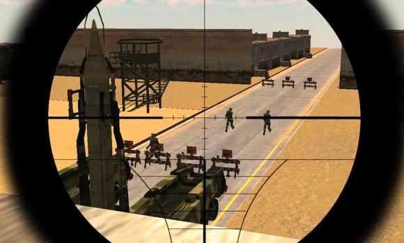 Ruthless Sniper Ekran Görüntüleri - 2