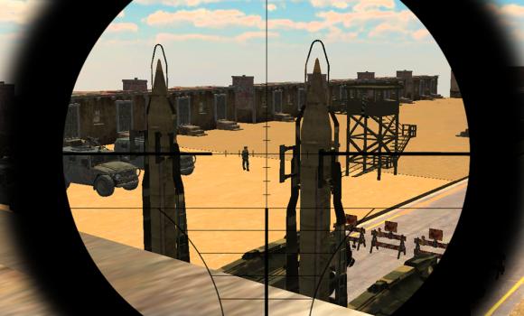 Ruthless Sniper Ekran Görüntüleri - 1