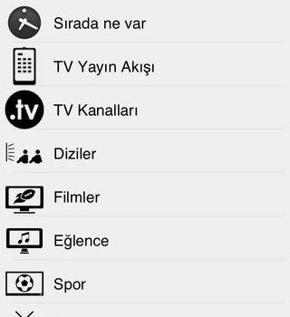 TV Yayın Akışı Ekran Görüntüleri - 4