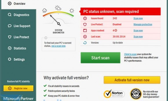 TweakBit FixMyPC Ekran Görüntüleri - 4