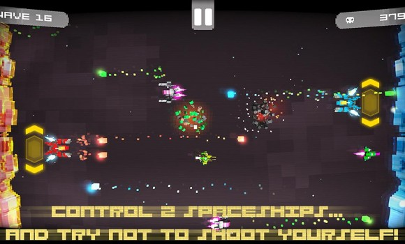 Twin Shooter - Invaders Ekran Görüntüleri - 5