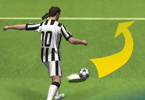UEFA CL PES FLiCK Ekran Görüntüleri - 5