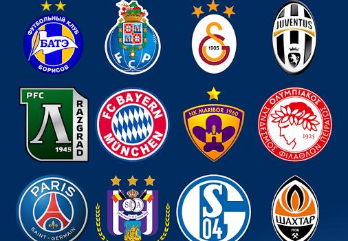 UEFA CL PES FLiCK Ekran Görüntüleri - 4
