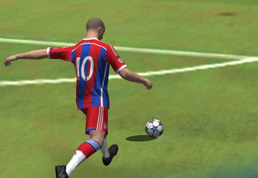 UEFA CL PES FLiCK Ekran Görüntüleri - 2