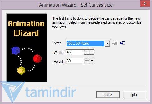 Ulead Gif Animator 5.0 Ekran Görüntüleri - 3